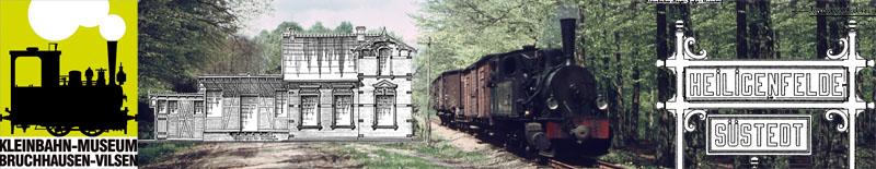 zurück zur Startseite Kleinbahn-Museum