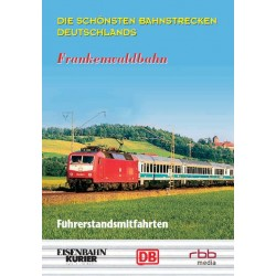Die Frankenwaldbahn DVD