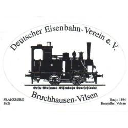 Die Eisenbahnen in Bosnien...