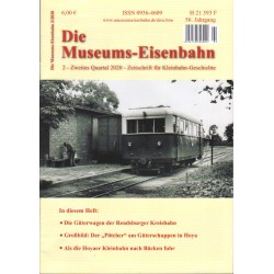 Die Museums-Eisenbahn 2 -...
