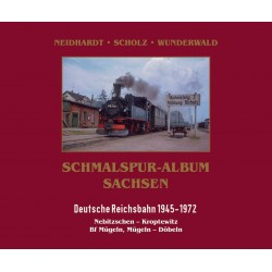 Schmalspur-Album Sachsen...